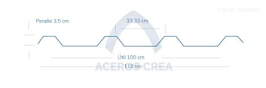 acanalado-acrylit-T-95-RN100-aceros-crea