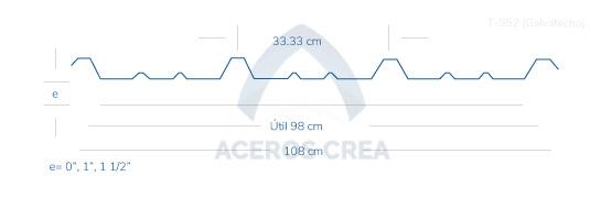 acanalado-acrylit-T-952Galvatecho-aceros-crea