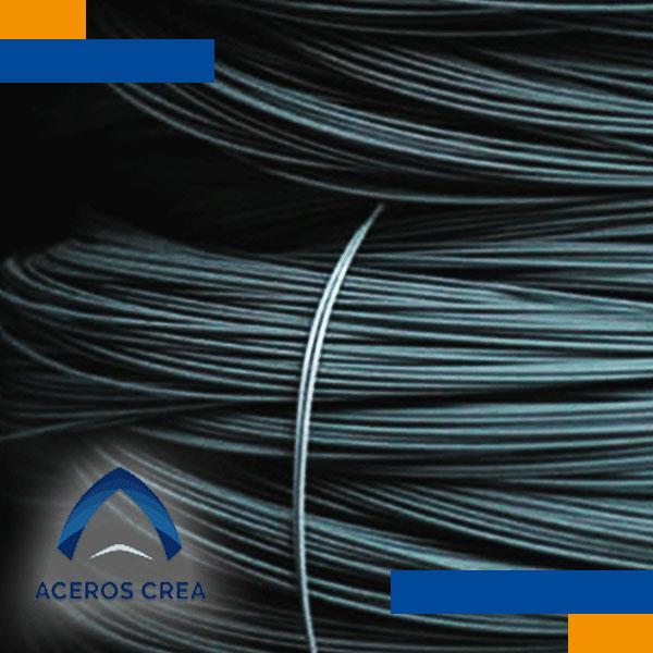 Tipos de amarres con alambre galvanizado