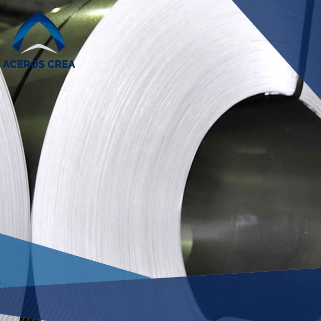 El rollo de acero es un producto dedicado para manufacturas de productos y piezas de acero ¡Compra con nosotros! Tenemos envíos a todo México