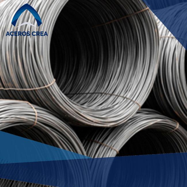 El acero de refuerzo es conformado por varilla, alambre y demás productos deribados de éstos. Hacemos envíos a toda la república mexicana.