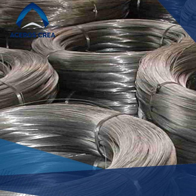 El alambre recocido se puede medir mediante kilos para calcular cuanto de este material se necesita. Contamos con envíos para todo el país.