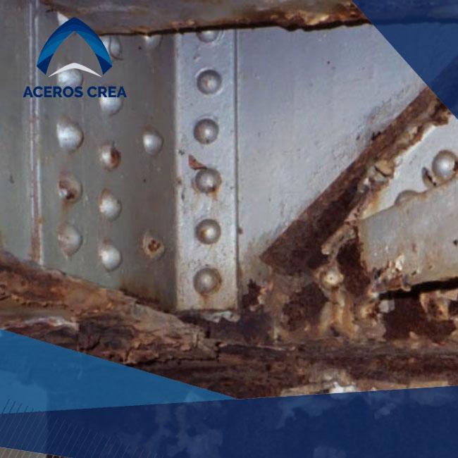 La corrosión afecta al acero sin protección, por lo que es necesario un recubrimiento para éste. ¡Somos fabricantes de láminas! Enviamos a todo México.