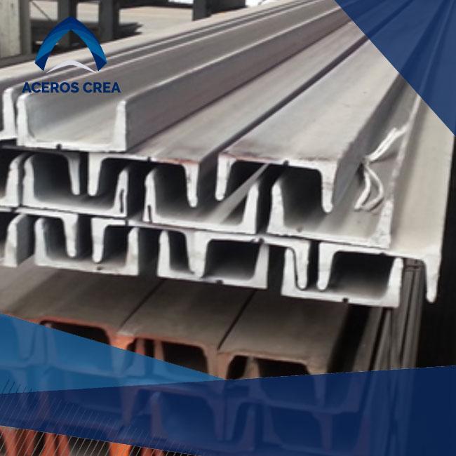 El canal de acero CPS es un perfil estructural de tamaño considerable, que sirve tanto como travesaño o columna. Enviamos a todo México..