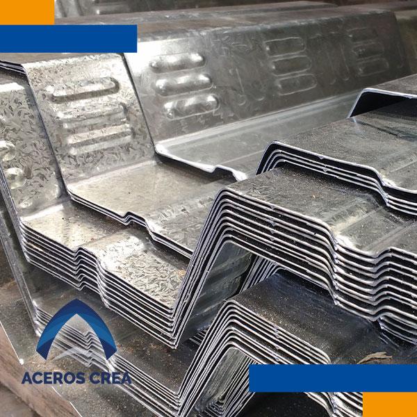 Sistema de entrepiso de acero Losacero 25