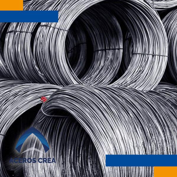 hilo de acero galvanizado